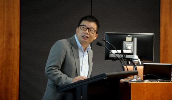 Photograph of Henry Li