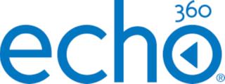Echo360 logo image